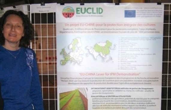 EUCLID poster at two meetings of the French Society for Phytopathology