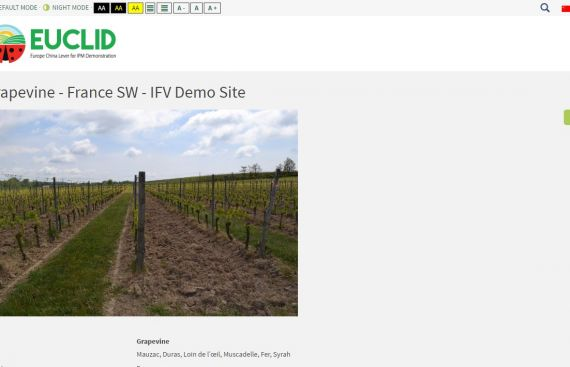 WP4 demo sites info now online